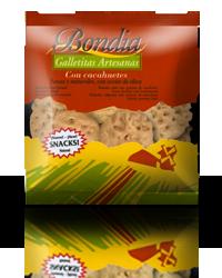 Bondia - Galletas con Cacahuetes