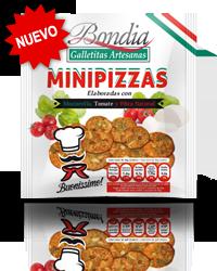 Bondia - Galletas de Pizza