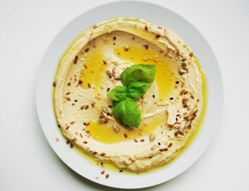 Receta de Hummus de pera. Ligero y depurativo