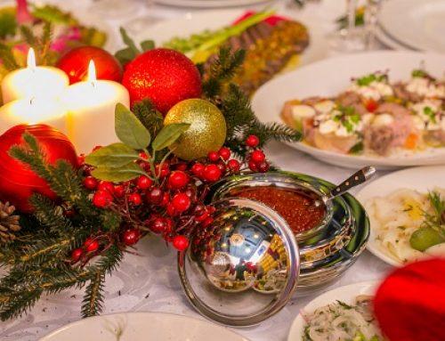 Prepárate para las navidades. Deporte y alimentación saludable