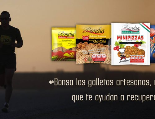 Snacks saludables para deportistas