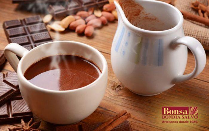 Chocolate a la taza con Bonsa
