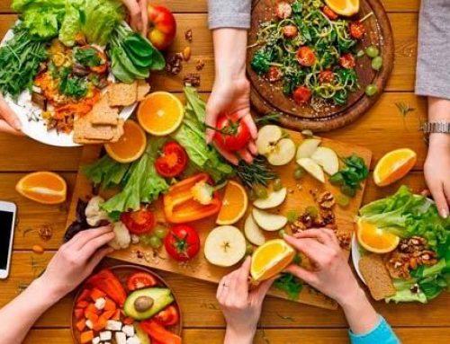 Menú saludable semanal durante el confinamiento
