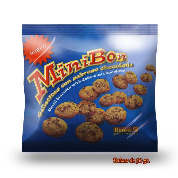 Gallette Minibon con Cioccolato